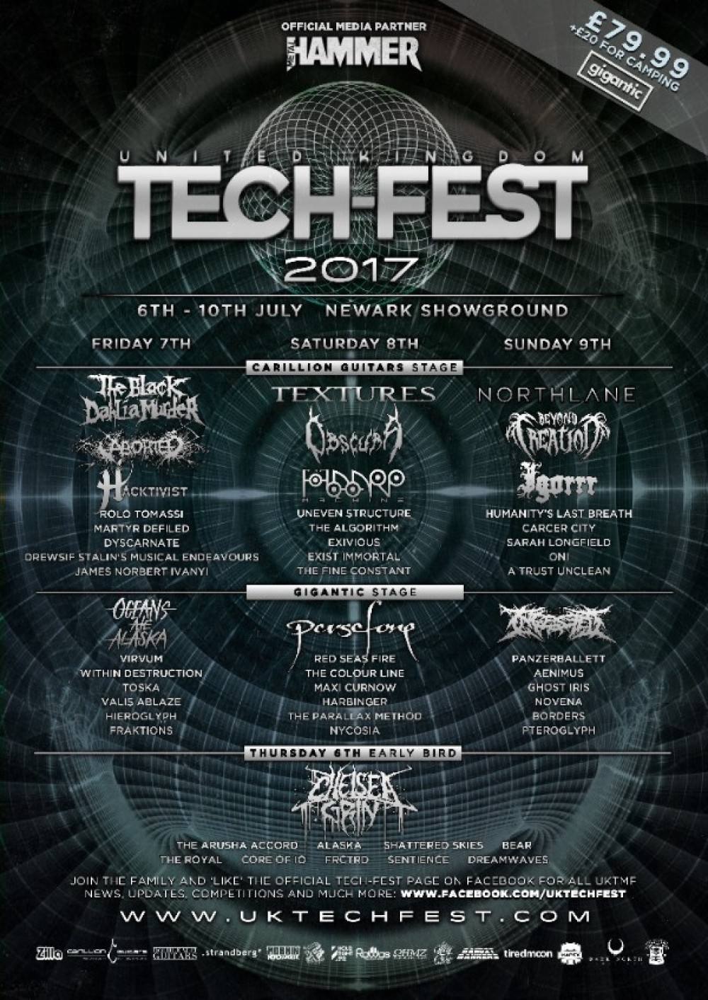 NORTHLANE announced as final headliners at UK TECH-FEST
